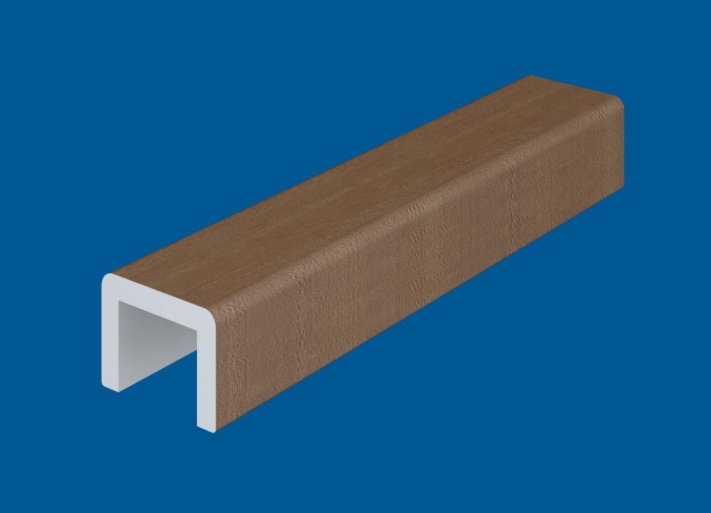 Travi finto legno politech s a s for Copri travi finto legno